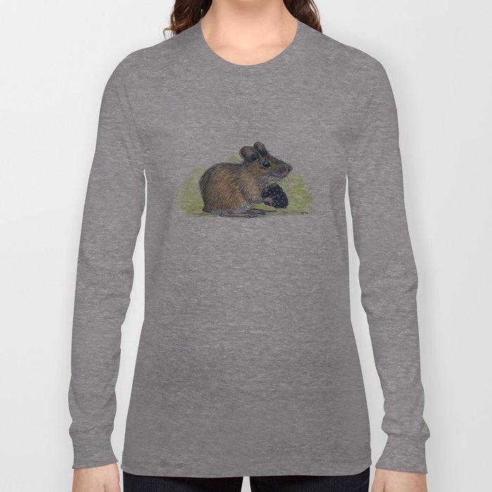 Field Mouse  Long Sleeve T-shirt