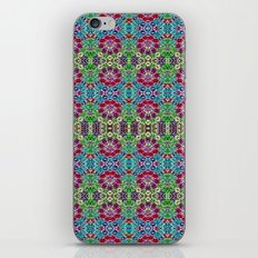Tapestry iPhone & iPod Skin