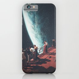 Missing the ones we Left Behind iPhone Case