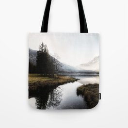 Mountain river 2 Tote Bag