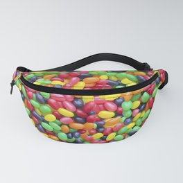 Jelly Bean Candy Photo Pattern Fanny Pack