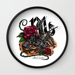 Scorpio - Zodiac Wall Clock