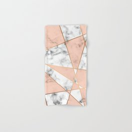 Marble Geometry 050 Hand & Bath Towel