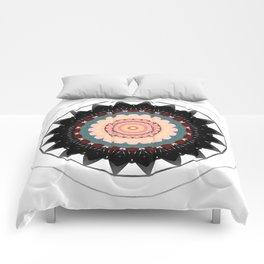 Mandala blossom / centro Comforters