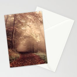 Forest path 2 Stationery Cards