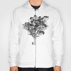 Tree and Gangster Hoody
