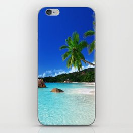Turquoise Waters iPhone Skin
