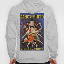 Vintage poster - Ramos Pinto Hoody