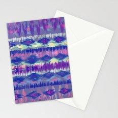 Ikat #8f Stationery Cards