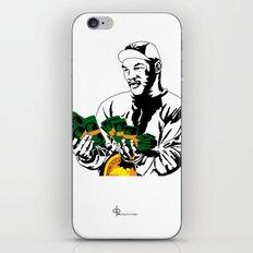 Iron Mike iPhone & iPod Skin