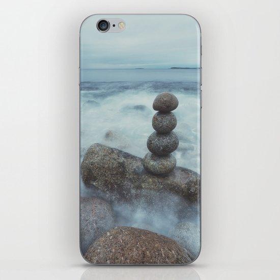 Zen Stones iPhone & iPod Skin