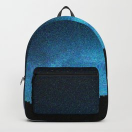 Istanbul, Hagia Sophia and Blue Mosque; Starry Night Backpack