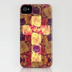 Cross iPhone (4, 4s) Slim Case