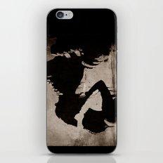 The kiss of the mermaid iPhone & iPod Skin