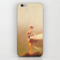 Save the cat! iPhone & iPod Skin
