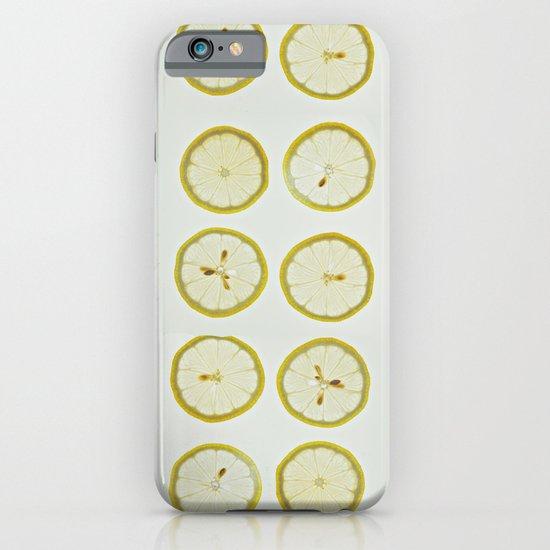 Lemon Square iPhone & iPod Case