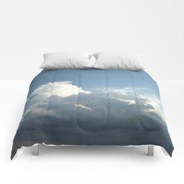 Looking Up Comforters