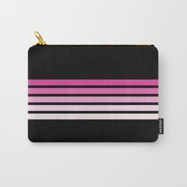 Pink Rainbow Carry-All Pouch
