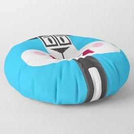 Cute Cartoon Panda Bear Floor Pillow