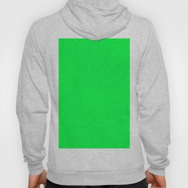 Erin Green Solid Color Hoody