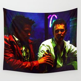 We Should Do This Again Sometime with Tyler Durden Wall Tapestry