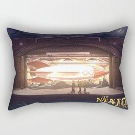 The Major Chronicles - Hanger Rectangular Pillow