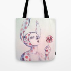 Can't resist the lollipop Tote Bag