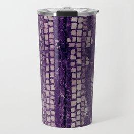 stone tile 4378 ultra violet Travel Mug