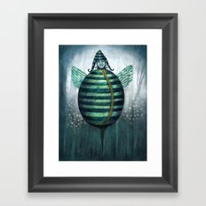 A Tizzen Framed Art Print