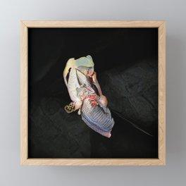 Chrysalis (3) Framed Mini Art Print