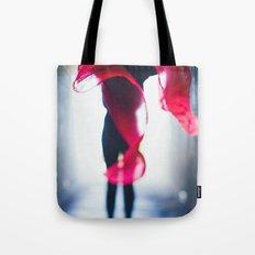 wind-swept Tote Bag