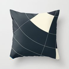 No.2 Throw Pillow