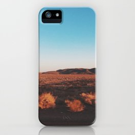 Desert Tranquility iPhone Case