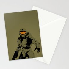 Master Chief Redux Stationery Cards