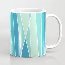 Retro Lines Coffee Mug
