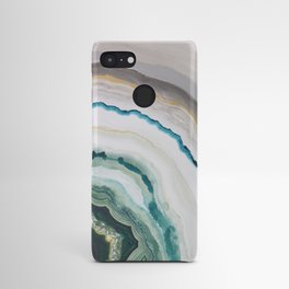 Green Agate #1 Android Case