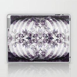 Floral Abstract Ribcage Laptop & iPad Skin