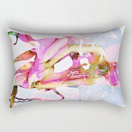 Time 2 Rectangular Pillow