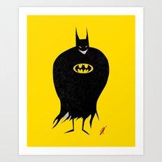 The Bat Creep Art Print