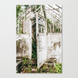 a home for the wild Canvas Print