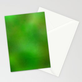 Color gradient and texture 61 dark green Stationery Cards