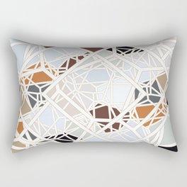 Safari Geometric Pattern Rectangular Pillow