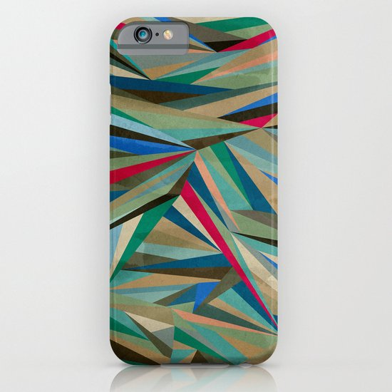 Travel Fragments iPhone & iPod Case