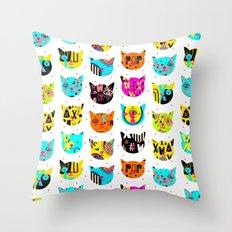 x.1991 Throw Pillow