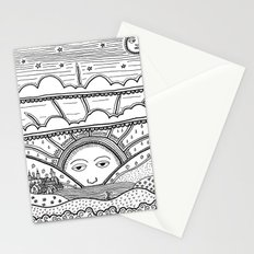 Paysage Stationery Cards