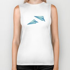 High Flyer | Origami | Simplified Biker Tank