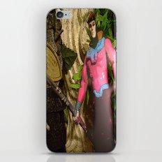 Gambit: In The Ruins iPhone & iPod Skin