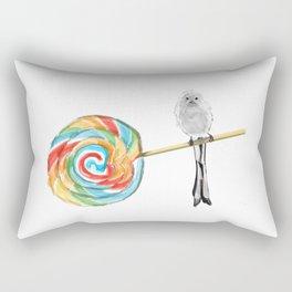 Flying Lollipop Rectangular Pillow