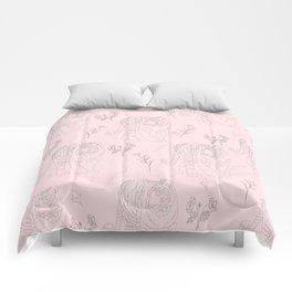 Wildflower Tiger Comforters