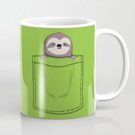 My Sleepy Pet Coffee Mug